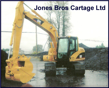 Jones Bros Cartage Ltd