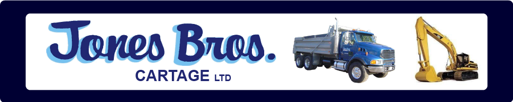 Jones Bros Cartage ltd, Mission Topsoil & Landscape Centre, James Environmental Services